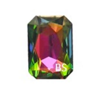 27x18.5mm Swarovski 4627 Crystal Vitrail Medium Octagon Fancy Stone