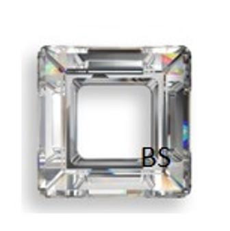 14mm Swarovski 4439 Crystal Cal V Square Ring Fancy Stone