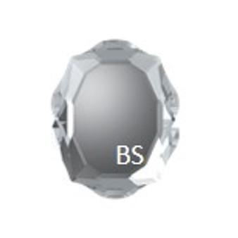 14x11mm Swarovski 4142 Crystal Baroque Mirror