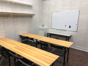 Classrooms for rent (Please call to enquire)