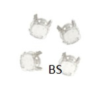 Silver Plating Close Setting 8mm/ss39