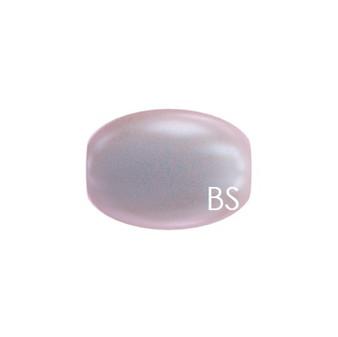 4mm Swarovski 5824 Iridescent Dreamy Rose Rice Pearls
