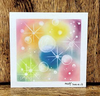 Nagomi Pastel Art : Bubbles
