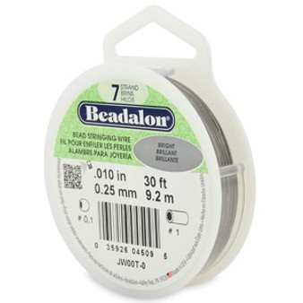 Beadalon 7 Strand 0.25mm