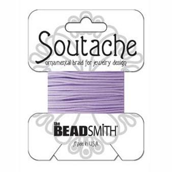 Soutache Rayon Braided Cord (Lilac)