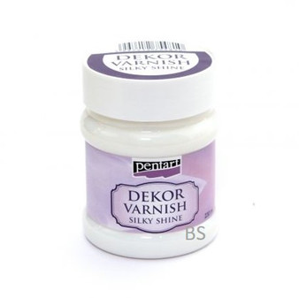Pentart Dekor Varnish Silky Shine 230ml