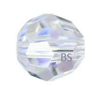 Preciosa MC Round Bead Crystal AB