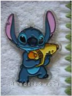 Stitch (the blue creature)