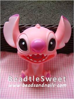 Stitch Decoden: Super 3D plush toy decobase