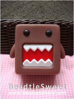Domokun Decoden: Super 3D plush toy decobase