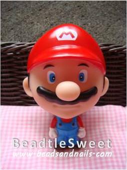 Mario Decoden : 3D Mario Plush Toy
