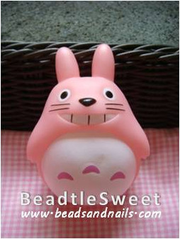 Totoro Decoden: Super 3D plush toy decobase