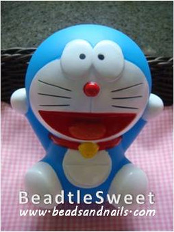 Doraemon Decoden: Super 3D plush toy decobase