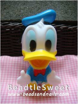 Donald Duck Decoden: Super 3D plush toy decobase
