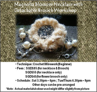 Jewelry Making Course in Singapore