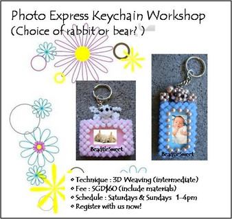 jewelry Making Course: Photo Express Keychain Workshop