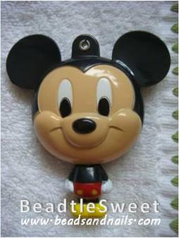 Mickey Sliding Mirror Decoden