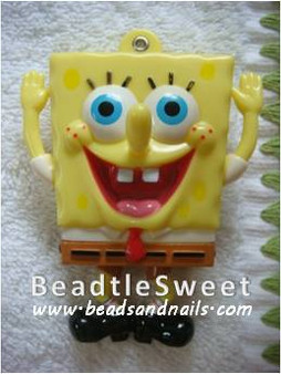 Sponge Bob Sliding Mirror Decoden