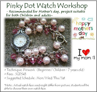 Pinky Dot Watch Workshop