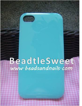 Mint Green Iphone 4GS Cover