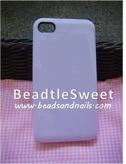Lilac Iphone 4GS Cover