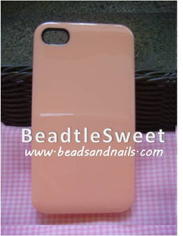 Pastel Pink Iphone 4GS Cover