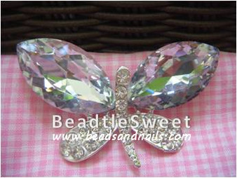 Crystal Butterfly Decoden