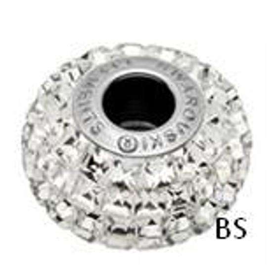 Swarovski BeCharmed Pave Bead 80201 Crystal