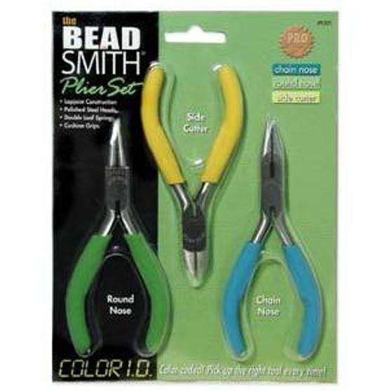 Bead Smith Plier Set