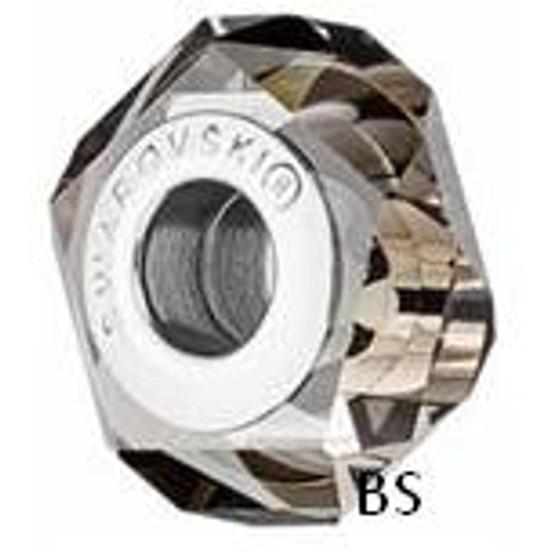 Swarovski BeCharmed Fortune Bead 5929 Crystal Satin