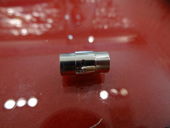 8mm Magnetic Clasps (Silver Colour)