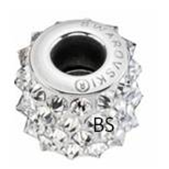 Swarovski BeCharmed Punk Bead 80901 Crystal Cal