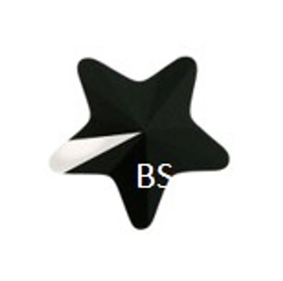 Swarovski 5714 Star Bead Jet 8mm