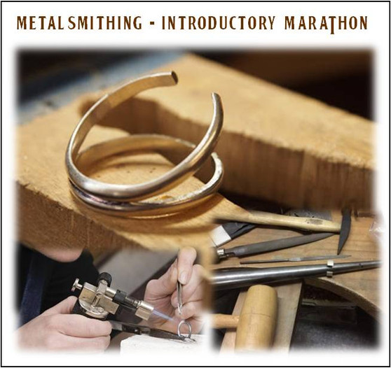 Introductory to Metalsmithing