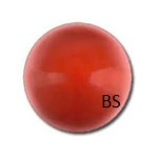 2mm Swarovski 5810 Red Coral Pearls