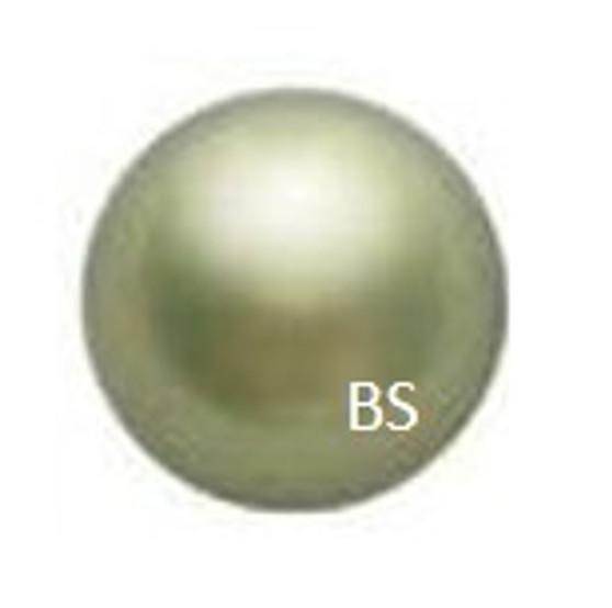 4mm Swarovski 5810 Light Green Pearls