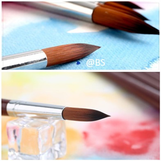 Marley Brush for Watercolour Painting
