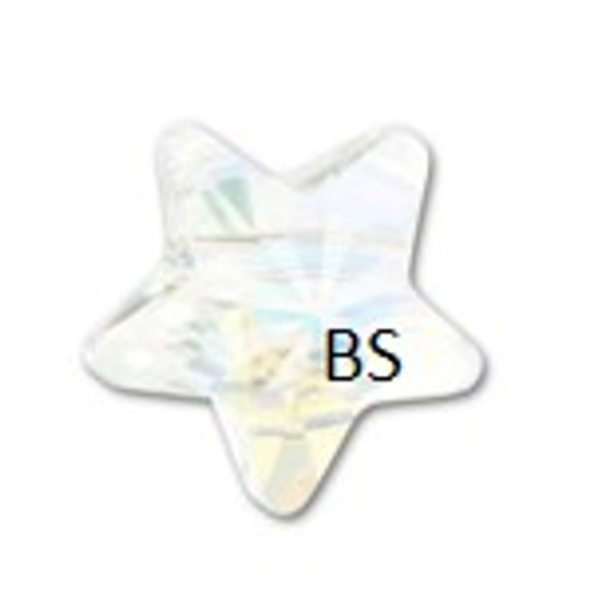 Swarovski 5714 Star Bead Crystal AB 8mm