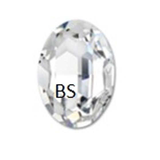 Swarovski 4217 Crystal 39x28mm Big Oval Fancy Stone