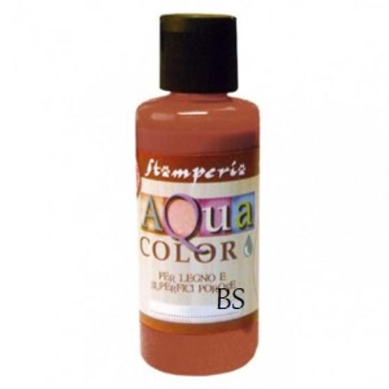 Stamperia Aqua Colour Chestnut 60ml