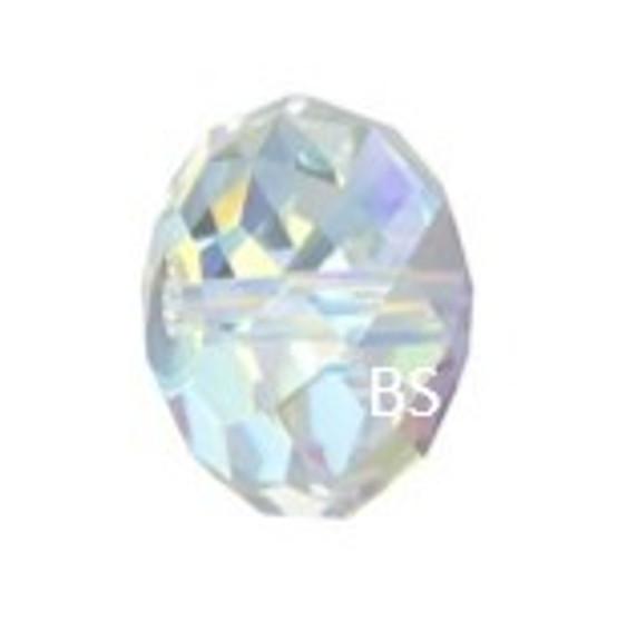 8mm Preciosa MC Bellatrix Bead Crystal AB