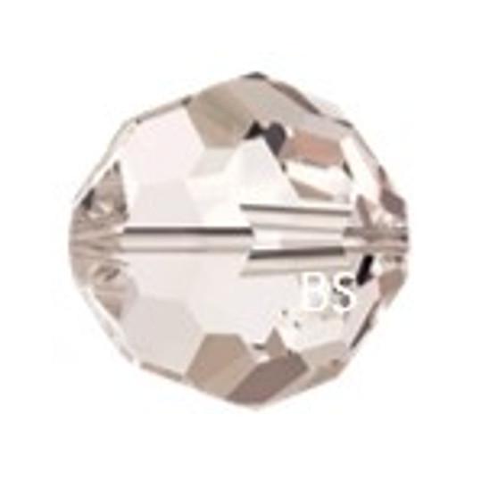Preciosa Crystal Honey MC Round Bead