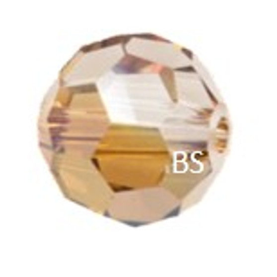 Preciosa Crystal Celsian MC Round Bead