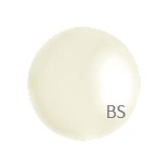 4mm Preciosa Round Pearl Maxima Light Creamrose Pearls