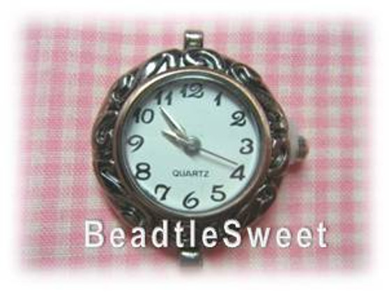 Copper Vintage Watch Face