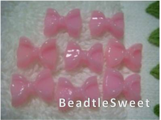 Light Pink Acrylic Ribbon