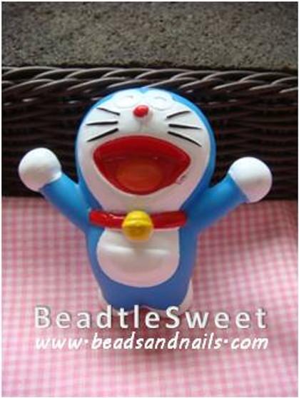 Doraemon Decoden: Super 3D plush toy decobase