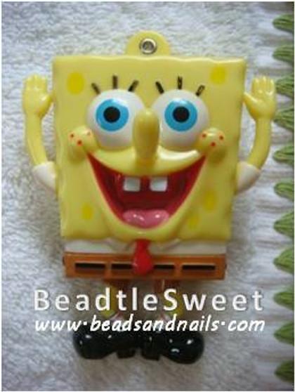 Sponge Bob Sliding Mirror Decoden