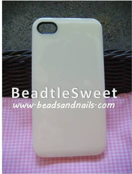 Ivory Iphone 4GS Cover