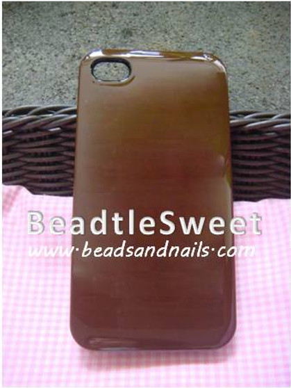 Mocca Chocolate Iphone 4GS Cover